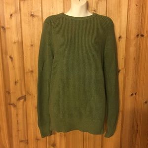 New with tags J Crew knit sweater.